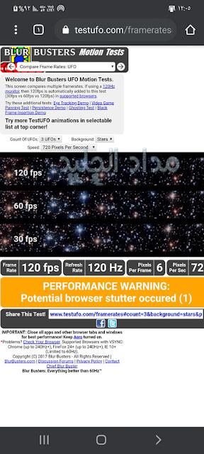 معرفة هرتز الشاشة للموبايل معرفة معدل تحديث الشاشة Refresh Rate ماهو ما الفرق بين الشاشات 60Hz و 120Hz ما فائدة الهرتز في الشاشات تحديث شاشة شاشة 60 هرتز قياس سرعة الشاشة