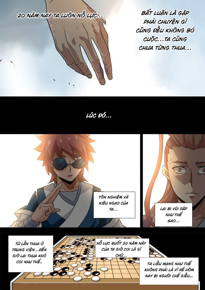 Quyền Bá Thiên Hạ Chapter 171