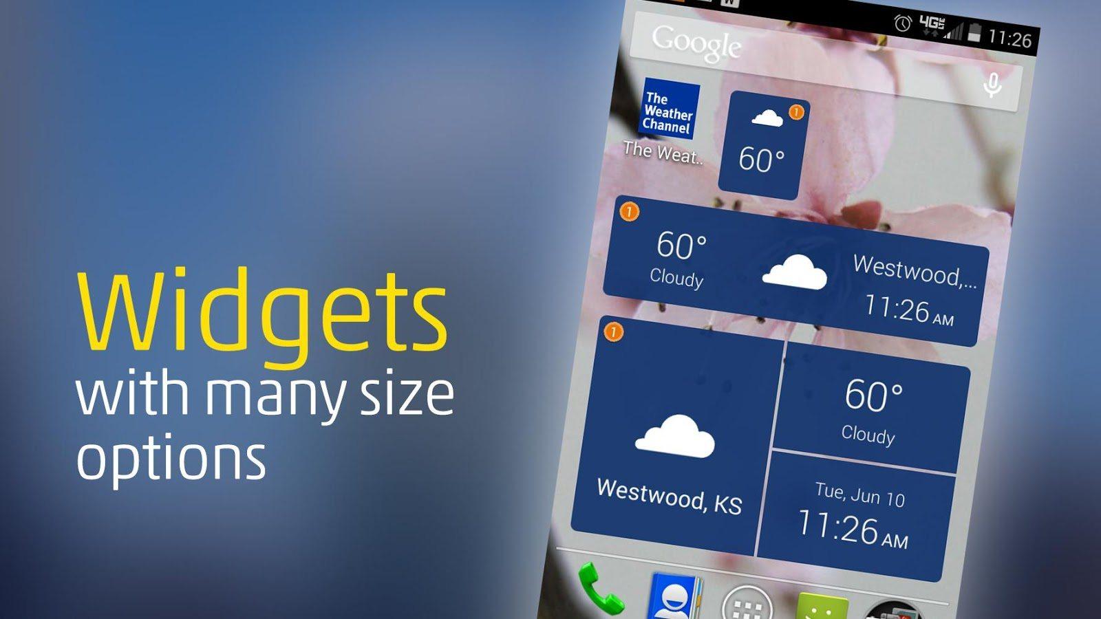 6 Aplikasi Cuaca Terbaik dan Terakurat untuk Android dan iOS