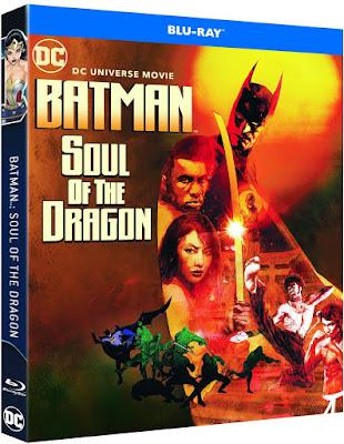 Batman Soul of the Dragon Blu-ray CINEBLOGYWOOD