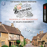 Audiobook cover for Bunburry 1