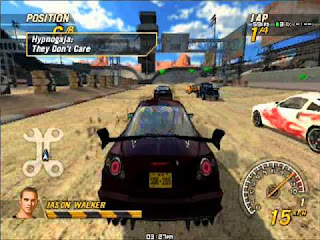 best ppsspp racing games iso