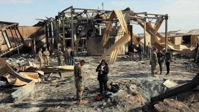 Pentágono: 34 militares muestran daños cerebrales por ataque iraní