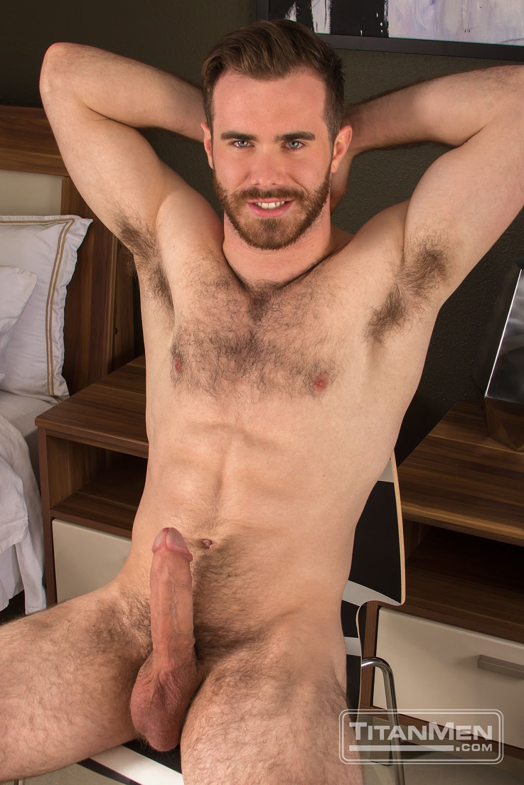 Big Hairy Gay Men Porn