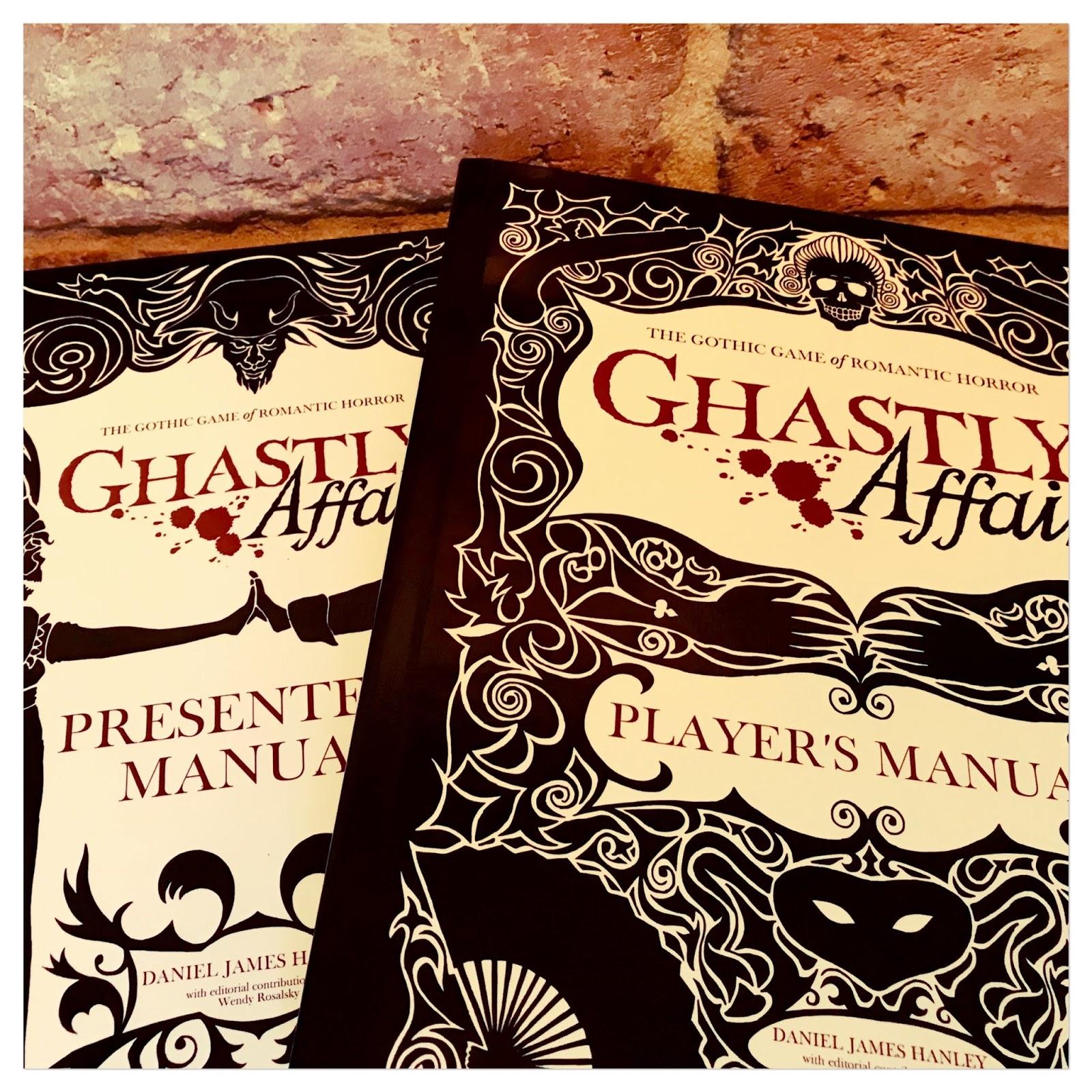 [GHASTLY AFFAIR] Ghastly Affair, czyli 1001 sposobów na oszałamiający romans grozy