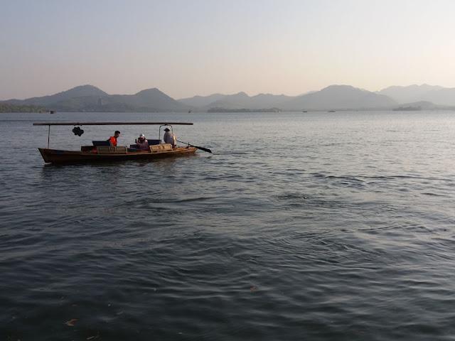 lago oeste hangzou