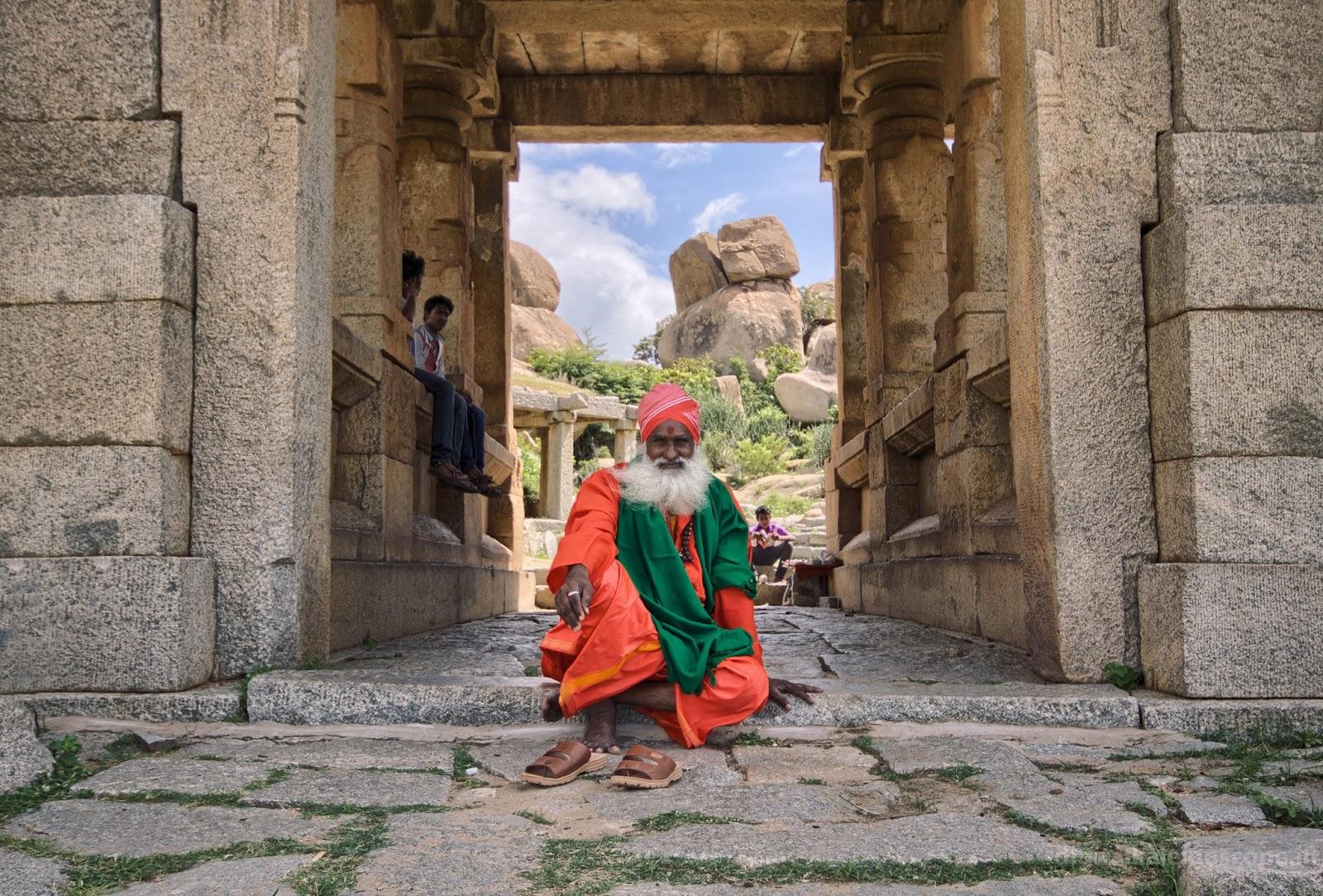 Hampi UNESCO site
