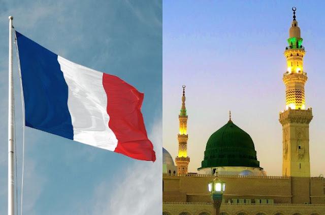 Prancis Ancam Deportasi Semua Muslim yang Menolak Karikatur Nabi Muhammad