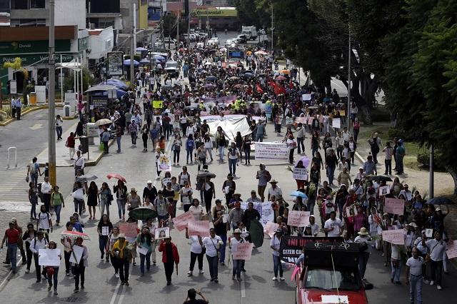 Van 69 homicidios violentos contra mujeres en Puebla en lo que va del 2016