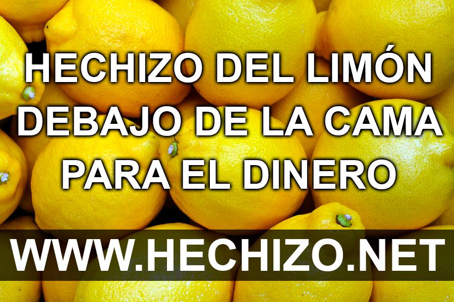 Hechizo del Limón debajo de la Cama para el Dinero
