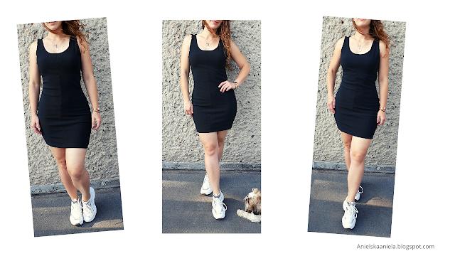 diy little black dress | jak uszyć małą czarną