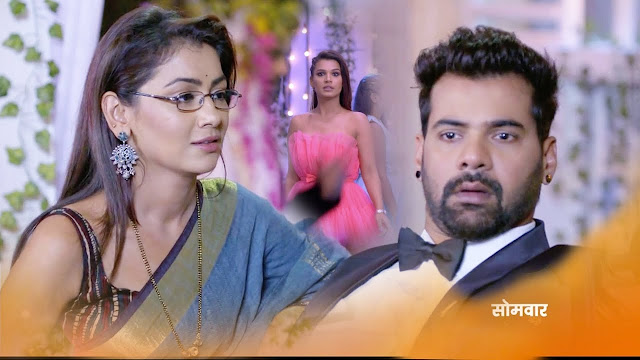 Upcoming Twist : Rhea demands Ranbir to trap Prachi in love game in KumKum Bhagya