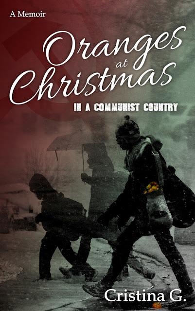 """Oranges at Christmas in a Communist Country"""" adică """"Portocale de Crăciun într-o țară comunistă""""."""