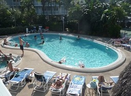 La Brisa Condos Key West Florida Outdoor Pool