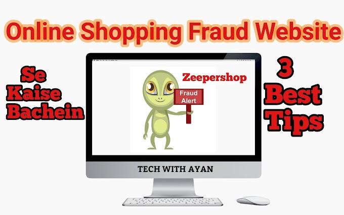 Zeepershop online shopping website fraud karti hai ye site