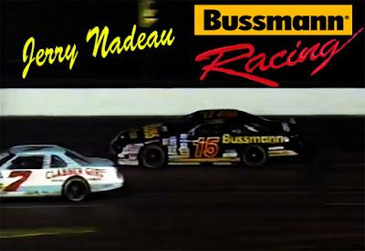 Jerry Nadeau #15 Buss Fuses Bussmann Ford Racing Champions 1/64 NASCAR diecast blog 1995 BGN Busch Greg Pollex