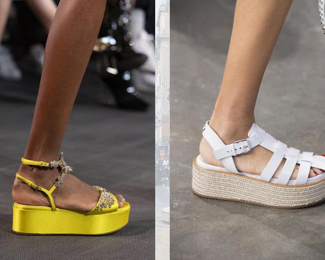 Модная обувь весна-лето 2020 6-2
