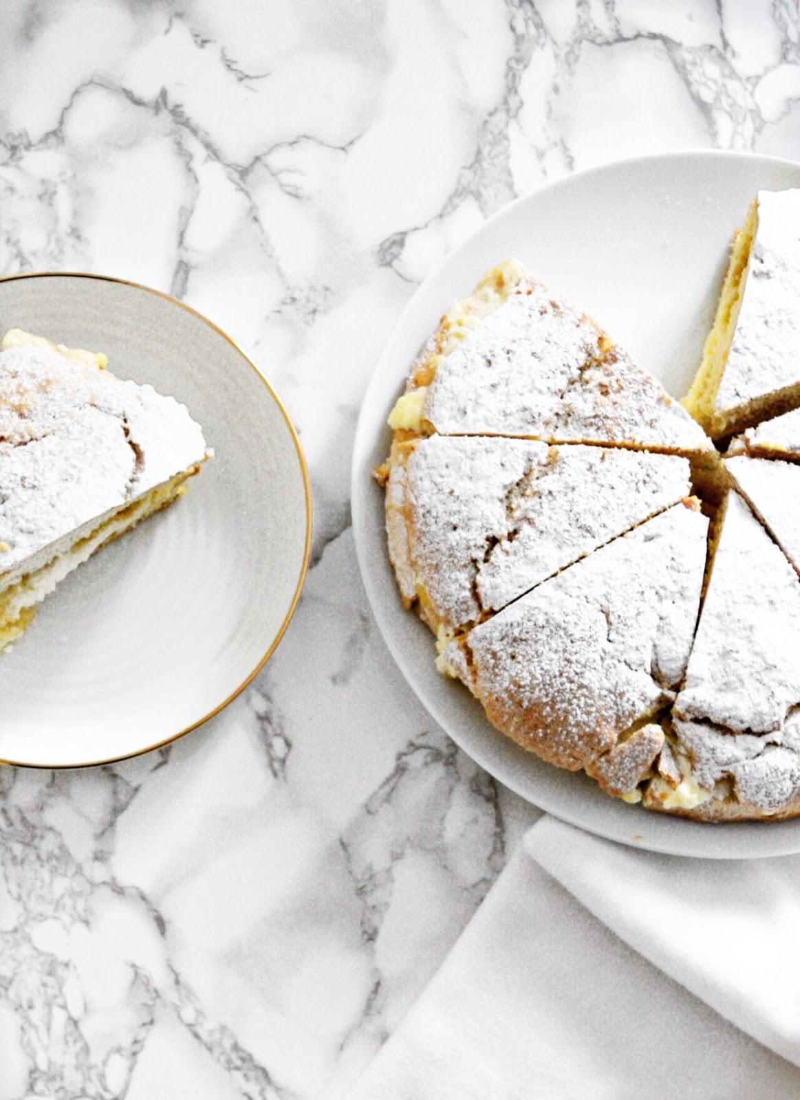 lemon curd shortcake recipe