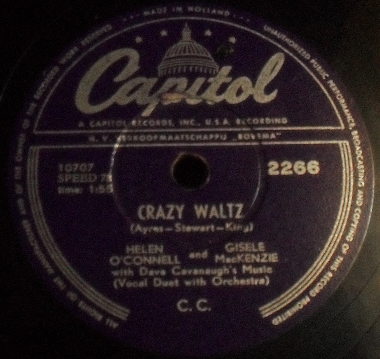 Jimmy Wakely With Les Baxter His Chorus And Orchestra Les Baxter's Chorus And Orchestra Goodbye Little Girl - Love Song Of The Waterfall