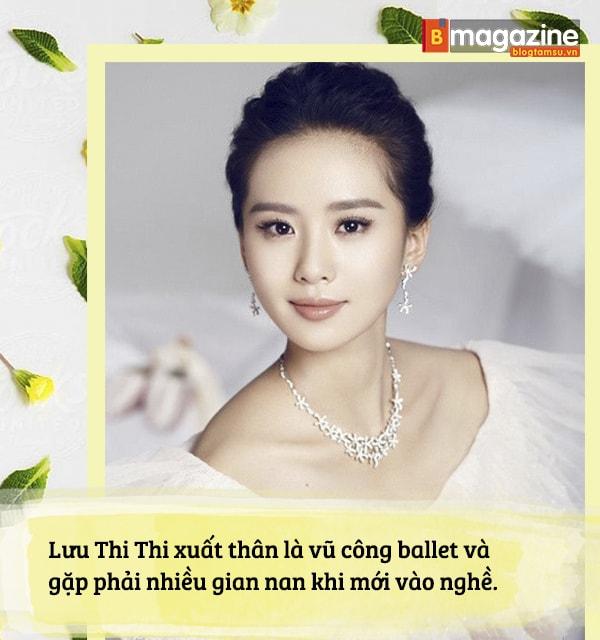 Lưu Thi Thi mờ nhạt ngày nào nay đã tỏa sáng thành 'Nữ thần cổ trang' tài sắc vẹn toàn - Ảnh 2