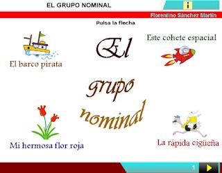 https://cplosangeles.educarex.es/web/edilim/curso_4/lengua/grupo_nominal/grupo_nominal.html