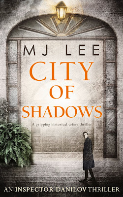 City of Shadows by M.J. Lee book cover