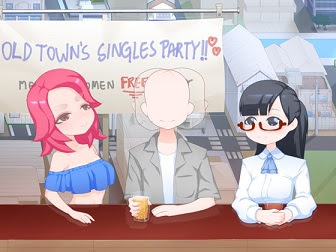 [H-GAME] Old Town's Singles party English