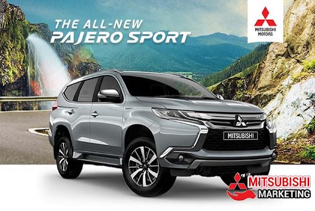 All new Pajero Sport