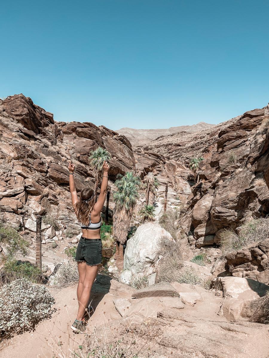 hiking in socal