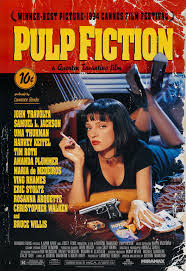 pulp fiction- highest rated movies