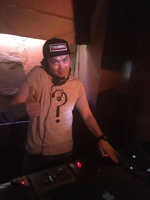 Club Bar Familyで行われたThe 49ers Japan Tour 2017での DJ-YASUのDJプレイ模様です。