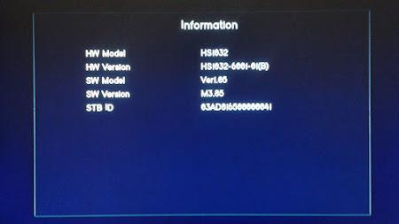 Firmware Receiver Skybox A1 Terbaru