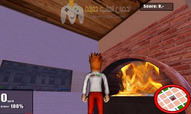 تحميل لعبة Pizza Dude للكمبيوتر مجانا برابط مباشر