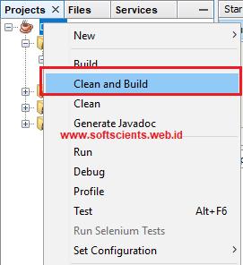 Buku Belajar Pemrograman Java untuk Pemula - Membuat Project dengan Netbeans