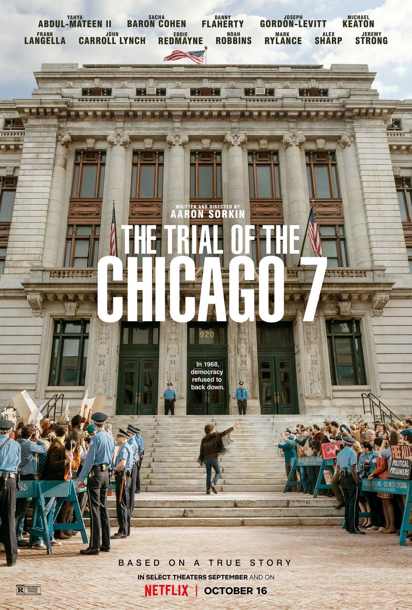 Phiên Tòa Chicago Số 7