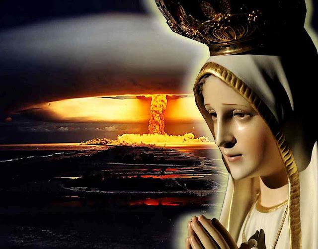 """Causa do milagre: """"vivemos a mensagem de Fátima e rezamos o Rosário todos os dias""""."""