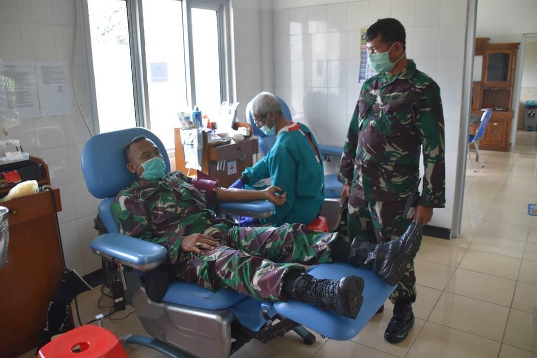 Kodim 0707 Wonosobo Donor Darah