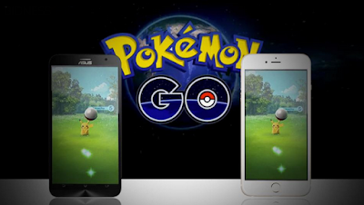 Download Ubdate Game Pokemon Go APK Support Semua Smartphone