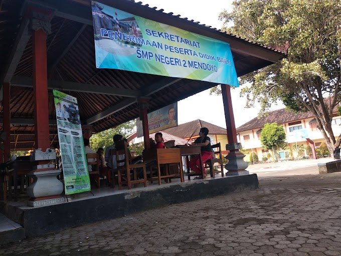 PPDB dari SMP ke SMA Provinsi Bali