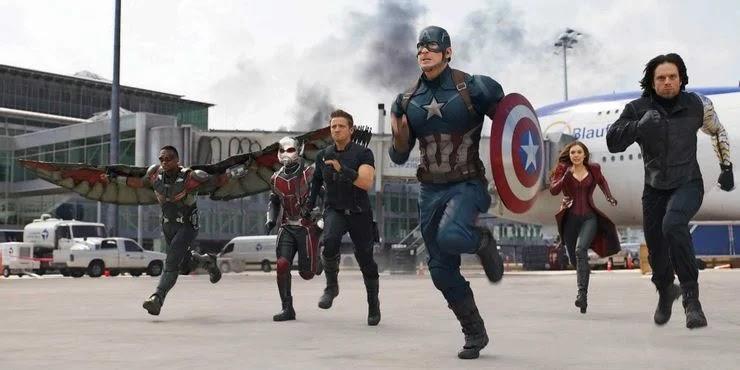 «Сокол и Зимний Солдат» (2021) - все отсылки и пасхалки в сериале Marvel. Спойлеры! - 26