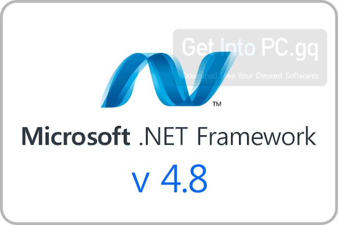 Microsoft .NET Framework (v4.8) - Free Download