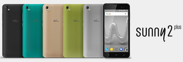 wiko sunny2 plus download