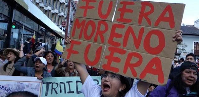 Demo Penghapusan Subsidi BBM Rusuh, Presiden Ekuador Berlakukan Keadaan Darurat