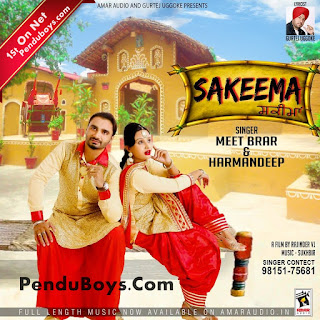 Sakeema  Meet Brar Harmandeep Download mp4 hd Video