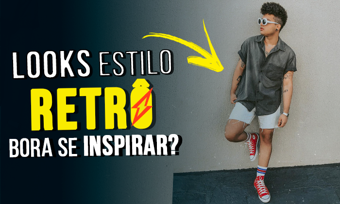 Looks Masculinos Retrô com All Star Chuck Taylor!