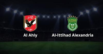 مشاهدة مباراة الاهلي ضد الاتحاد السكندري 06-05-2021 بث مباشر في الدوري المصري