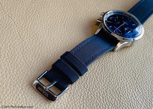 Vescari Chestor blue strap
