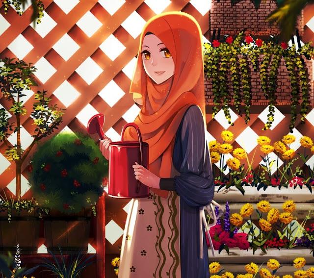 Gambar Kartu Muslimah Terbaru