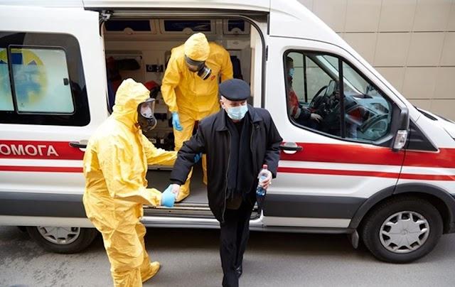 Koronavírus – Mérséklődött Ukrajnában a vírus terjedése