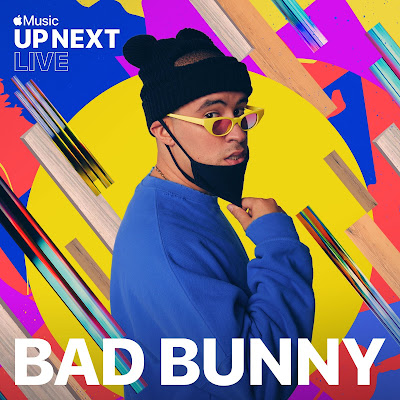 Bad Bunny – Up Next (Live From Apple Piazza Liberty)